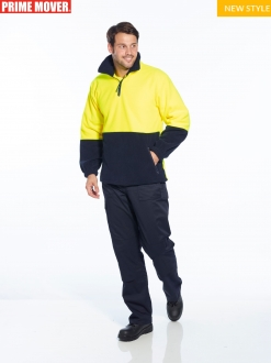 MF115 Polar Fleece Jumper