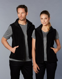 PF22 Unisex Bromley Polar Fleece Vest