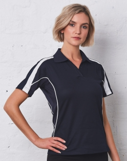PS54 Ladies Truedry Short Sleeve Polo