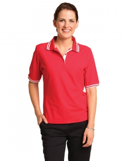PS66 Ladies Truedry Pique Polo SS