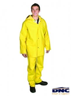 PVC Rain Jacket
