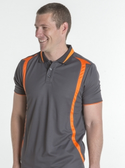 7SWP Podium Swirl Polo Mens