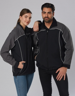 Reversible Contrast Jacket