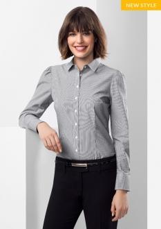 S812LL Euro Shirt Ladies L/S