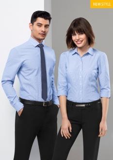 S812LT Euro Shirt Ladies 3/4 Sleeve