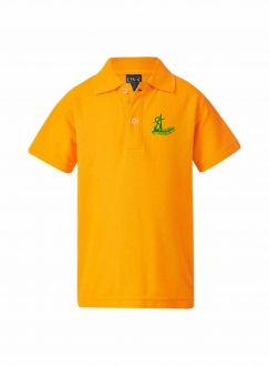 SAP Youth Yellow Polo SS