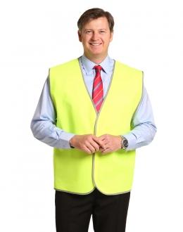 SW02A Unisex HiVis Safety Vest