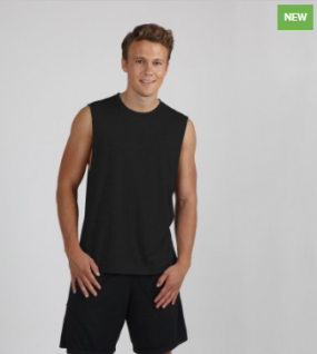 T405MS Muscle Tee Mens