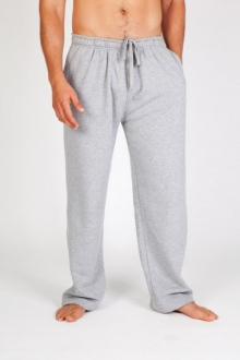 TR03MN Brushed Fleece Track Pants Mens