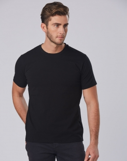 TS16 Mens Fitted Stretch Tee