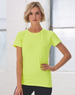 TS30 Ladies Cooldry Stretch Tee Shirt
