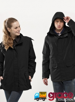Taylor 100% Polyester Water Resistant Jacket