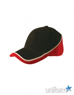 Tri-Colour Baseball Cap