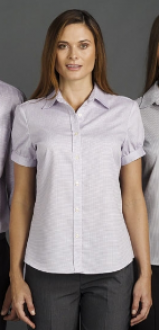 W39 Ladies Sussex Shirt S/S