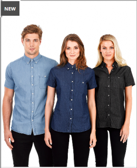 W51 Ladies Dylan Shirt Short Sleeve